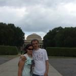 Killian Court & Big Dome @ MIT