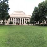 MIT Killian Court Panorama
