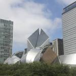 Diamond Building from Millennium Park