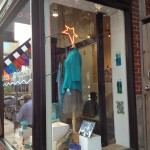 Harvard-MIT arasi vitrinler: Kimono /Shop Windows Between MIT and Harvard: Kimono