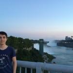 Ali over the Rainbow Bridge
