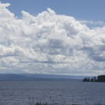 Yellowstone Lake / Gölü